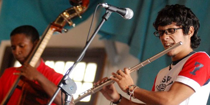 Boysie Lowery Living Jazz Residency Graduates' Concert At The Queen