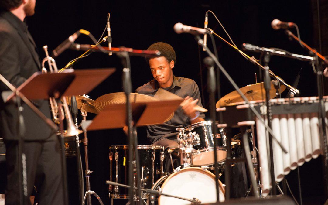 2018 Boysie Lowery Living Jazz Residency Graduates' Concert